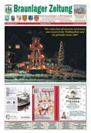 Klaus Jakubczik - Braunlager Zeitung
