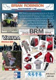 Christmas Gifts - Brian Robinson Machinery