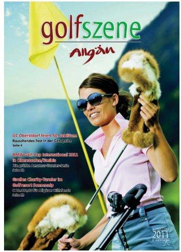 Golfszene | I N H A L T - Allgäu Sport Report