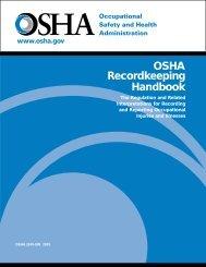 OSHA Recordkeeping Handbook - Msabc.net