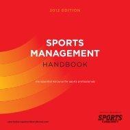 Download PDF - Sports Management Handbook