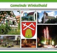 Gemeinde Winkelhaid - Meine Bürgerbroschure