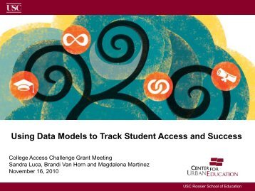 Using Data Models to Track Student Access and Success - WICHE