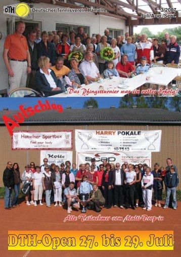 Das Pfingstturnier war ein voller Erfolg! - Deutscher Tennisverein ...