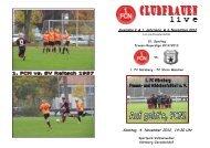 Sonntag, 4. November 2012, 14 30 Uhr - 1.FC Nürnberg Frauen