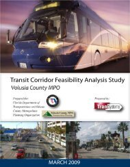 VCMPO Transit Corridor Feasibility Analysis Study (March 2009).