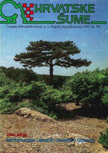 Hrvatskih šuma - Hrvatske šume