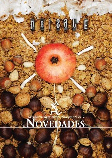 NOVEDADES - PlanetadeLibros.com