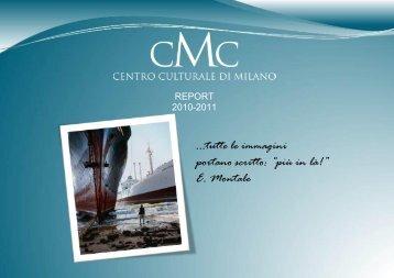 Report - Centro Culturale di Milano