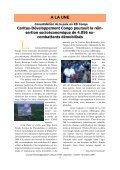 Bulletin de liaison n°005 - Caritas Goma - Page 5