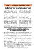 Bulletin de liaison n°005 - Caritas Goma - Page 6