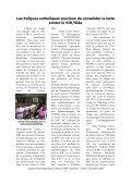 Bulletin de liaison n°005 - Caritas Goma - Page 7