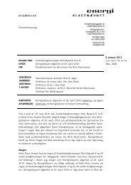 5. januar 2011 J.nr 1021-10-15-16 TML - Energiklagenævnet