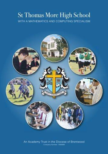 St Thomas More High School