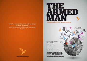 A Mass for Peace von Karl Jenkins - The Armed Man - Voices