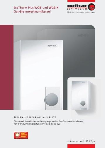 EcoTherm Plus WGB-K - Brötje