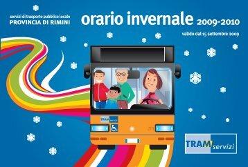 Orario invernale Rimini - Mobilità