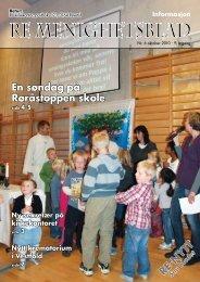 Nr.6 2010 - Re kirkelige fellesråd - Den norske kirke