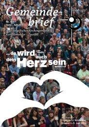 Gemeinde- brief - kzwei.net