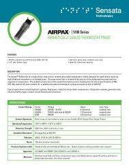 5100 Series HERMETICALLY SEALED ... - Airpax - Sensata