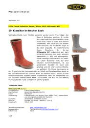 Pressetext zum Download - W&P PUBLIPRESS