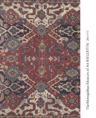 Islamic Carpets - Metropolitan Museum of Art