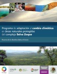 RE Selva Zoque.pdf - Cambio Climático - Conanp
