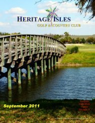 Heritage Isles September 2011 - About IKare Publishing