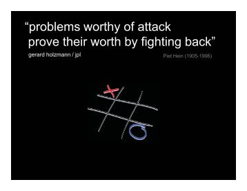 problems worthy of attack