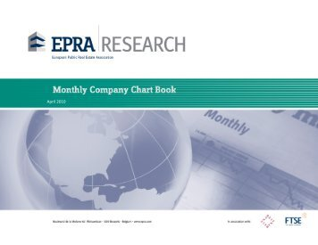 Monthly Company Chart Book - EPRA