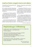 Vigtige informationer - Landsforeningen Dansk Senior Dans - Page 5