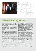 Vigtige informationer - Landsforeningen Dansk Senior Dans - Page 7