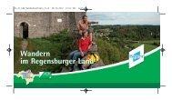 Wandern im Regensburger Land Wandern im ... - Bayerischer Jura