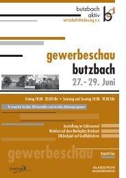 gewerbeschau butzbach - Stadt Butzbach