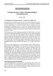 Leseprobe S. 232-234 - Praxis der Rechtspsychologie