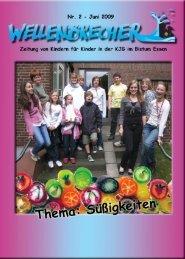 2. Ausgabe: Süßigkeiten - KJG Diözesanverband Essen | Da geht ...