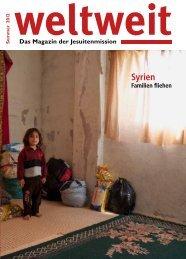 Syrien - Jesuitenmission