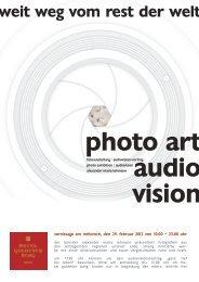 vernissage am mittwoch, den 29. februar 2012 von 10.00 – 23.00 uhr
