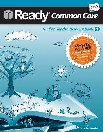 Common Core Reading Grade 1 Reading Aloud
