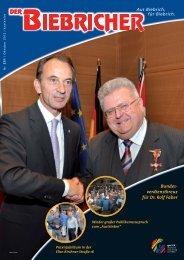 DER BIEBRICHER, Ausgabe 251 - Frank Hennig