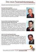 Stadtfeuerwehr TullnJahresbericht 2005 - Stadtfeuerwehr Tulln ... - Seite 5