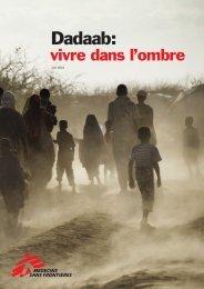 Dadaab: vivre dans l'ombre