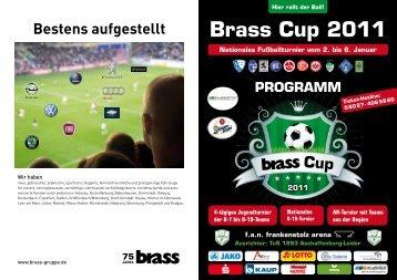 Brass Cup 2011 - M. Ehrlich Sport