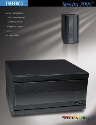 Spectra 2000 brochure - Unylogix Technologies Inc.