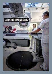 Compleet Jaardocument 2012 - Antoni van Leeuwenhoek