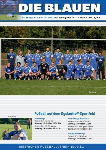 Kreis-Oberliga Wiesbaden - FV Biebrich 02