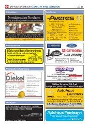 Autohaus Lammers - Grafschafter Nachrichten