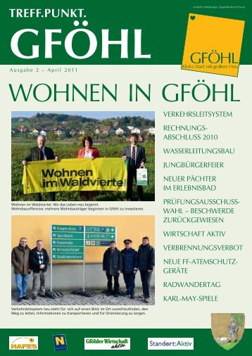 gföhl treff.punkt. - Stadtgemeinde Gföhl