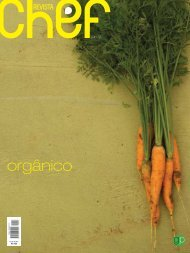 Revista Chef n3 - Grupo Pesto