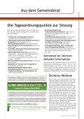 NeuriSShof Gemeinde-Nachrichten - Blumau Neurißhof - Page 2
